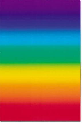 L'Arc-en-ciel - format 42 x 63 cm